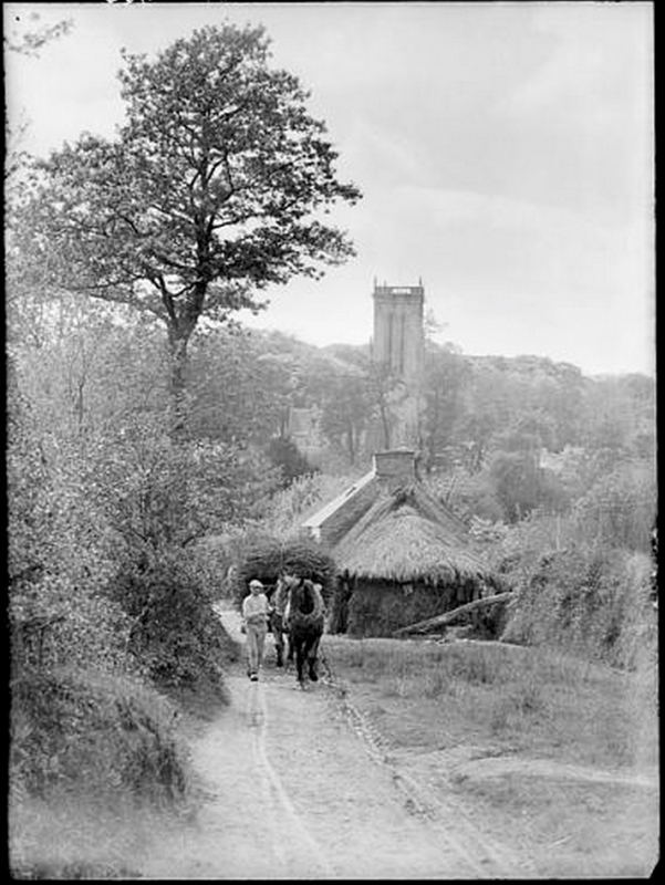 St Herbot at the beginning of the 20C