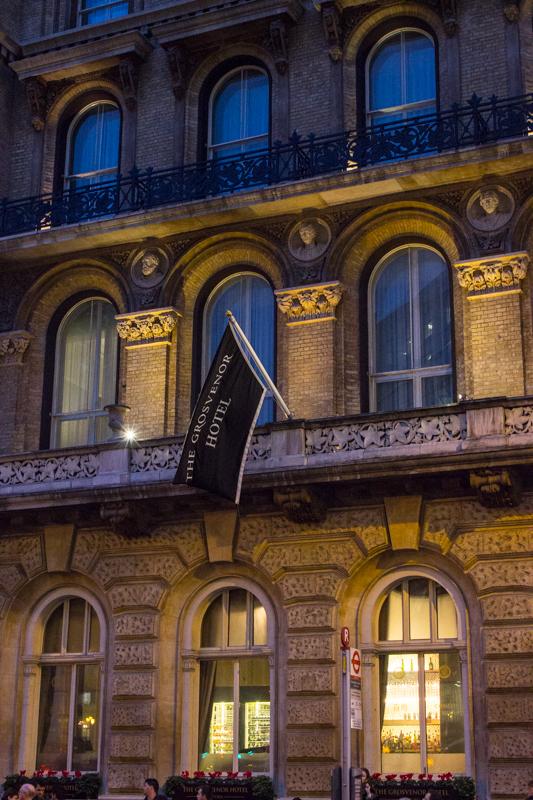 The Grosvenor Hotel, Victoria Station