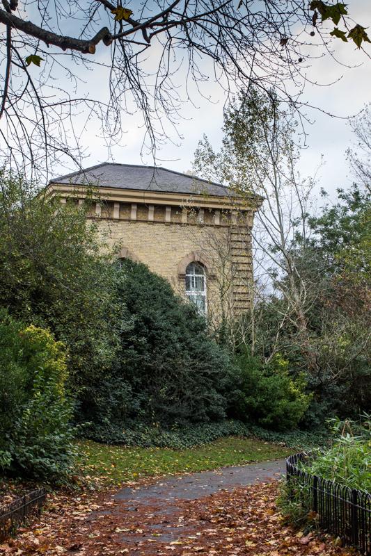 The Pump House, Battersea Park