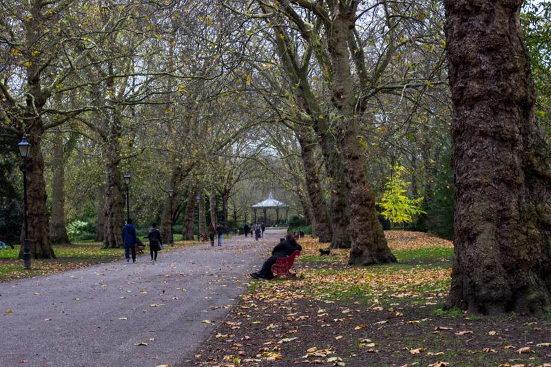 Battersea Park today
