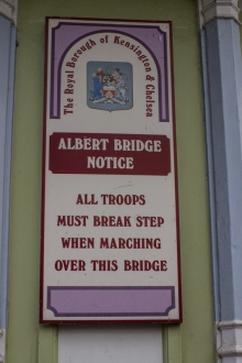 The Albert Bridge