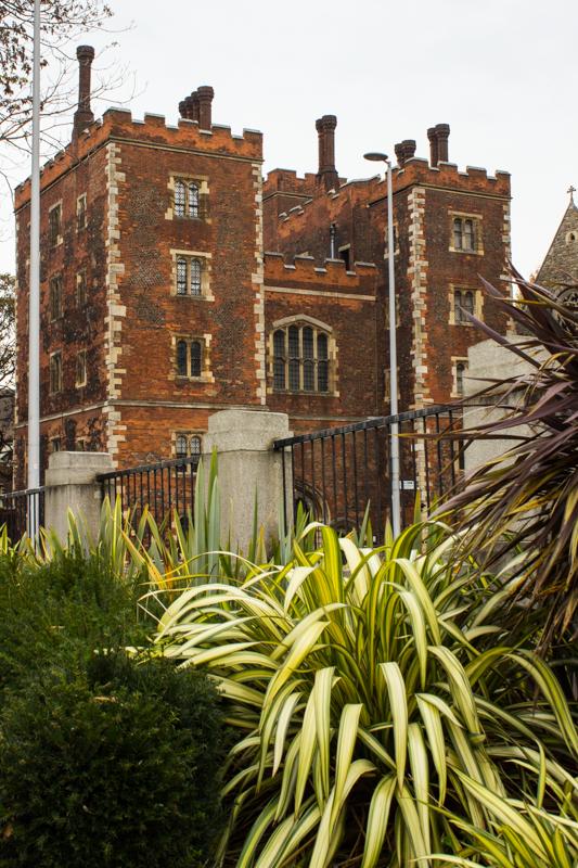 The Gateway into Lambeth Palace