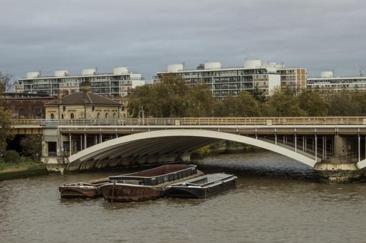 The Victoria Rail Bridge