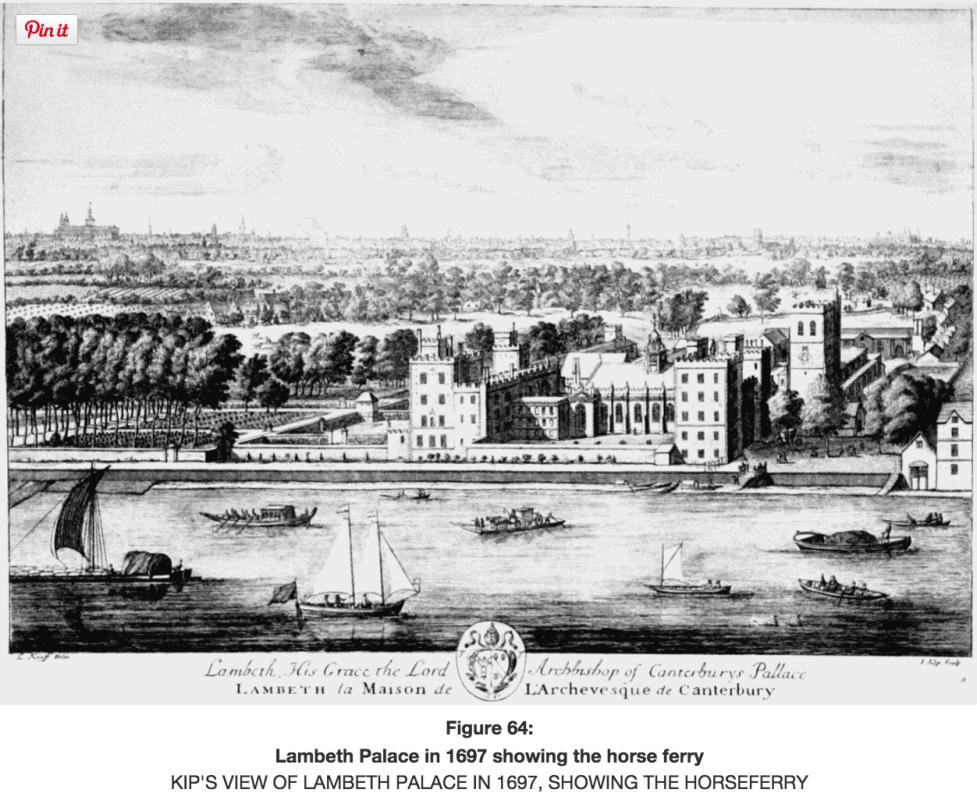 The Horse Ferry at Lambeth (http://www.british-history.ac.uk/survey-london/vol23/plate-64)