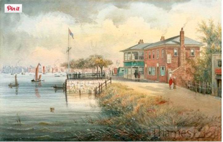 The Red House, Battersea (http://www.thamespilot.org.uk/)