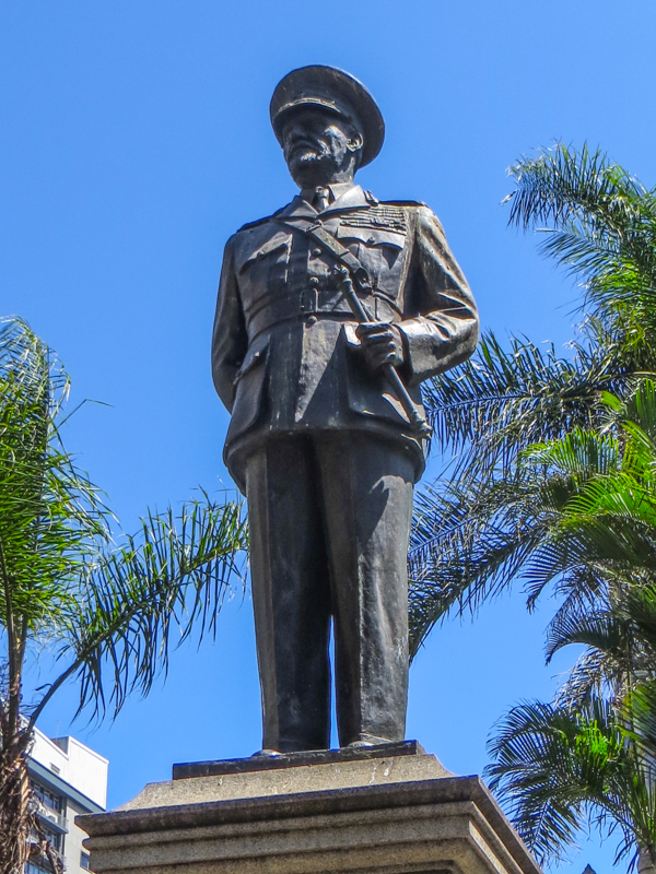 General Jan Christian Smuts, 'Slim Jannie'