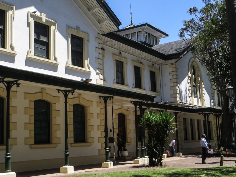 The Old Court House, Durban