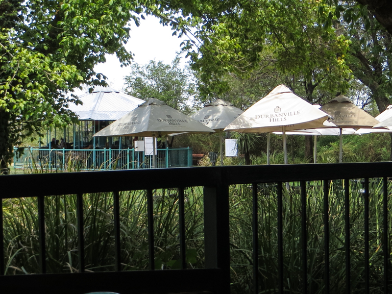 The Cafe of the Oliewenhuis Art Museum, Bloemfontein