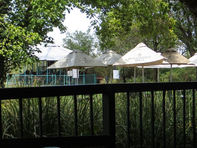 The Cafe of the Oliewenhuis Art Museum, Bloemfontein