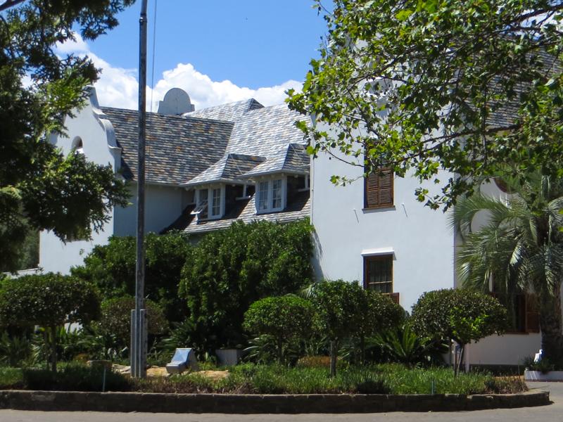 The Oliewenhuis Art Museum, Bloemfontein