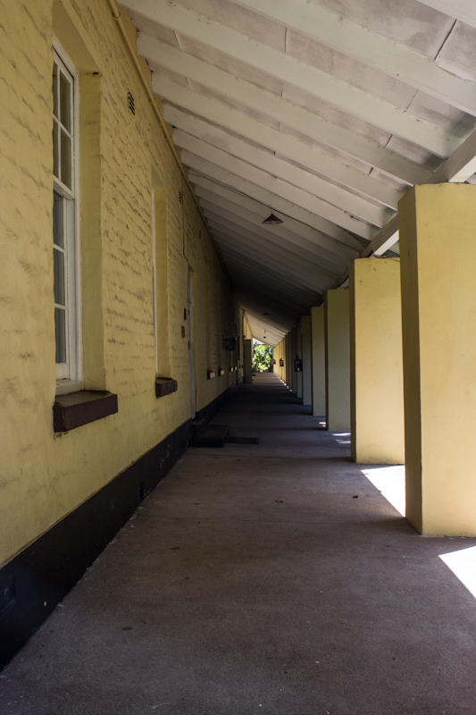 The Barracks of 1858, The Old Fort, Durban