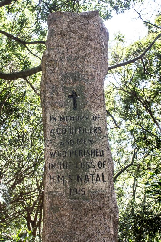 Durban Old Fort Memorial