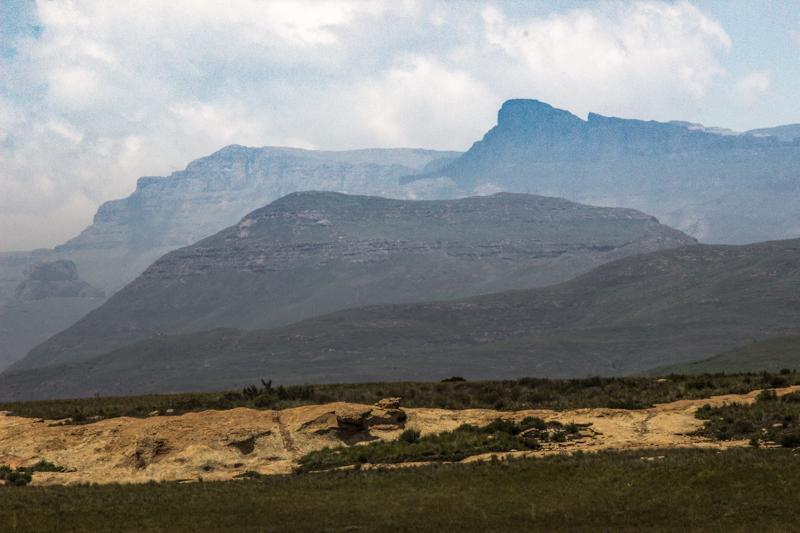 The Drakensberg