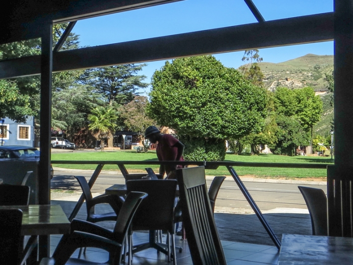 The Courtyard Bakery, Clarens