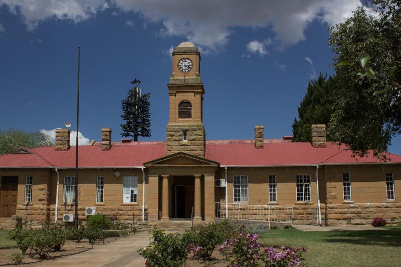 Ladybrand Town Hall