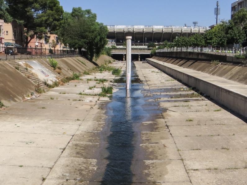 Bloemfontein's River