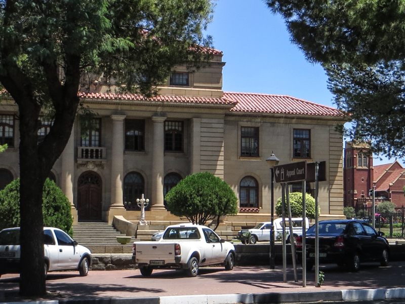 The Appeal Court, Bloemfontein