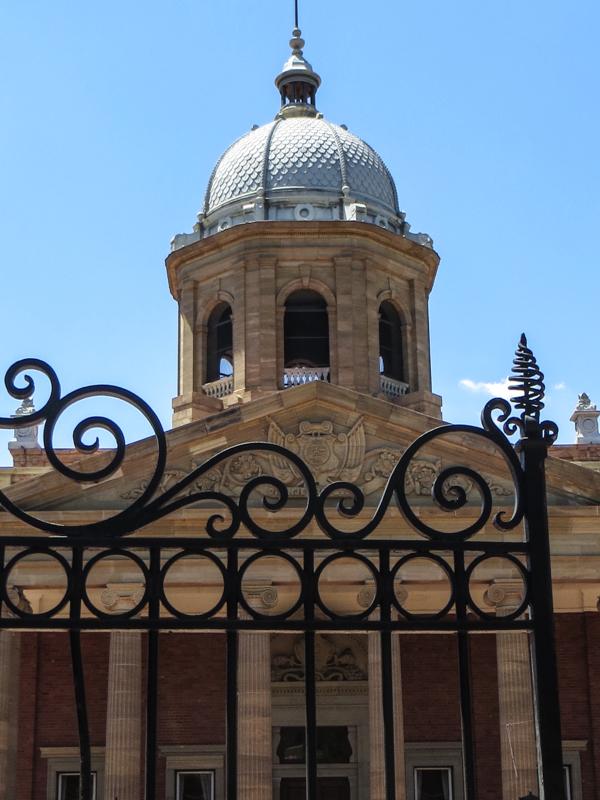 The Fourth Raadsaal, Bloemfontein