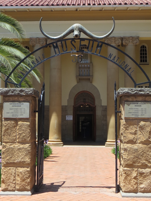 The National Museum, Bloemfontein