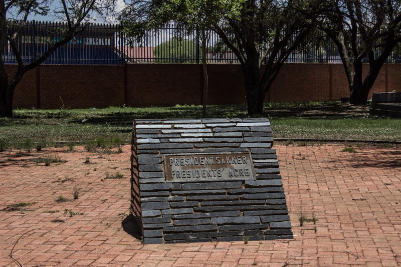 President's Acre, President Brand Cemetery, Bloemfontein