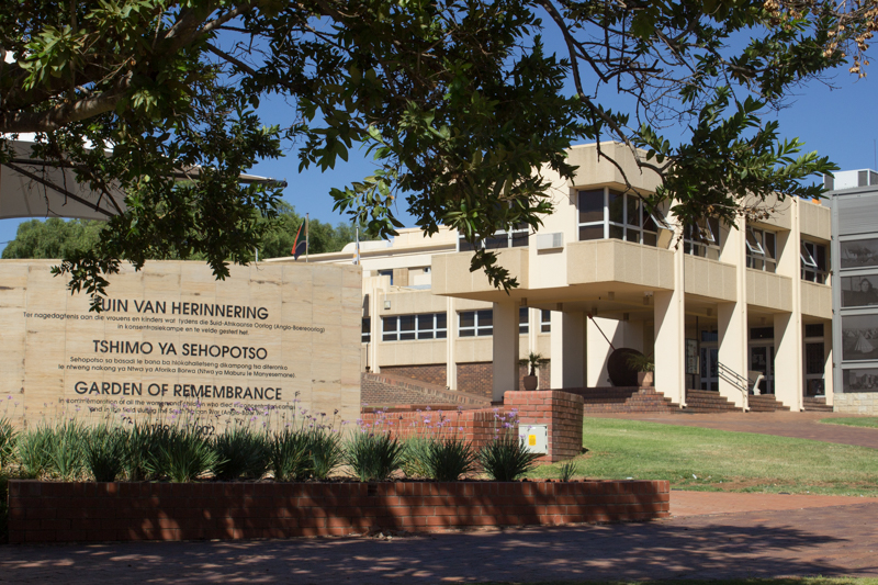 The Anglo-Boer War Museum, Bloemfontein