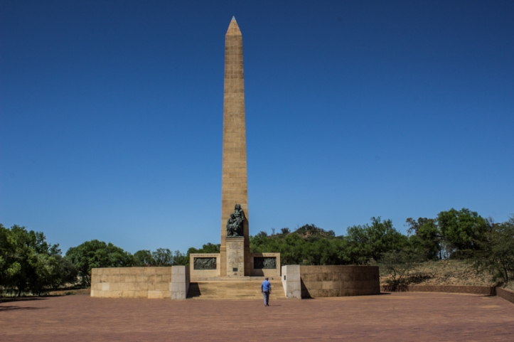 The Women's Memorial, Bloemfontein