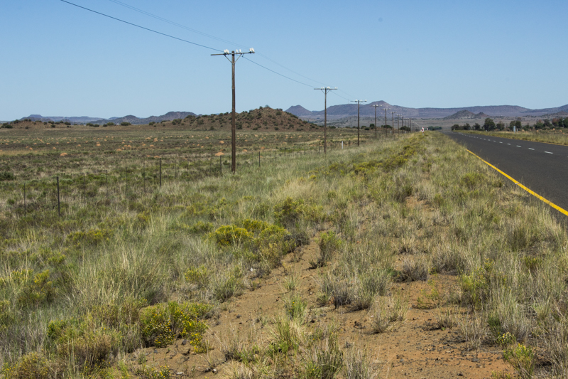 Between Springfontein & Bethulie