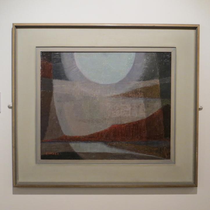 Maud Sumner, 'Namib Moon'