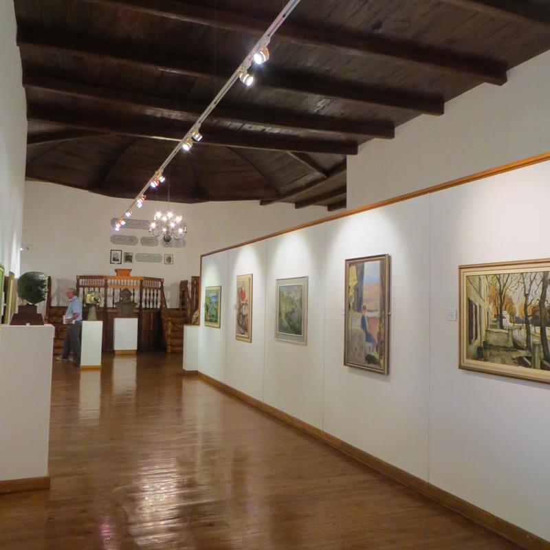 The Hester Rupert Art Museum