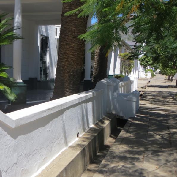 Parsonage Street, Graaff Reinet