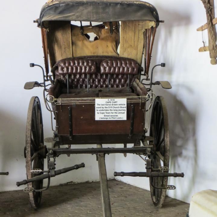 Horse-drawn Cape Cart