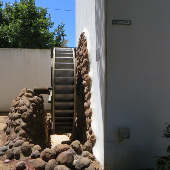 The Mill House, Reinet House