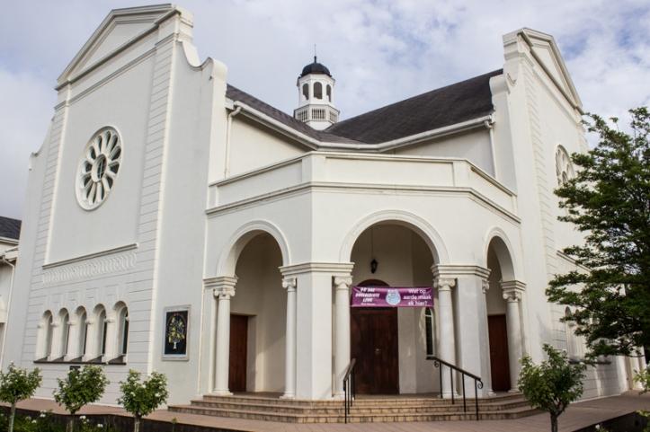 The Nuwe Kerk of The Dutch Reformed Church, Graaff Reinet