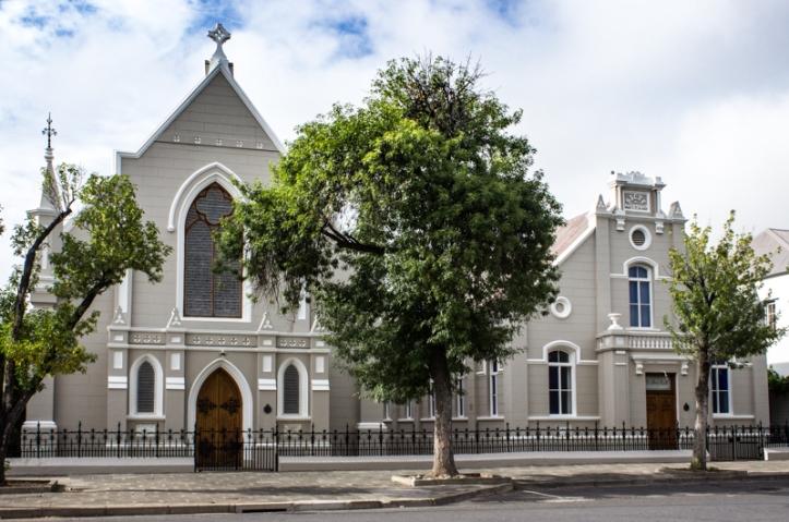 The Trinity Methodist Church, 1875