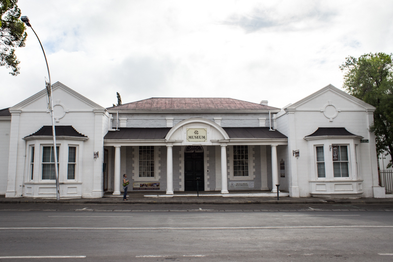 The Old Library, Graaff Reinet