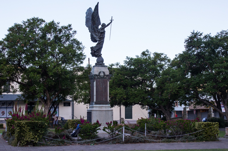 The WWI Memorial, Graaff Reinet