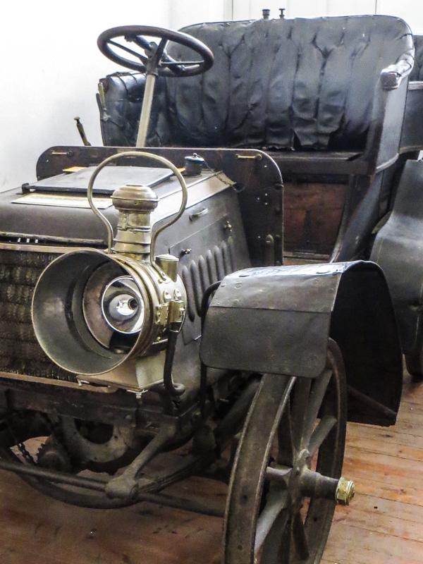 Panhard car, 1904