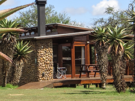 Lang elsie's Rest Camp, Bontebok National Park