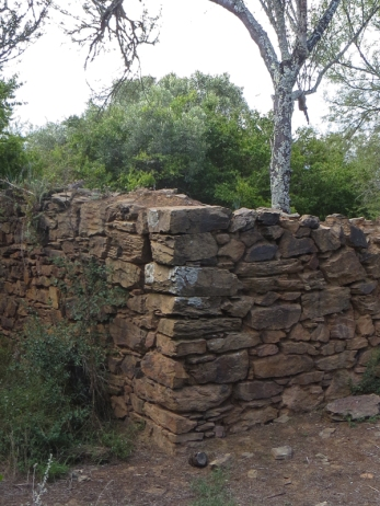 The site of Lang Elsie's Kraal