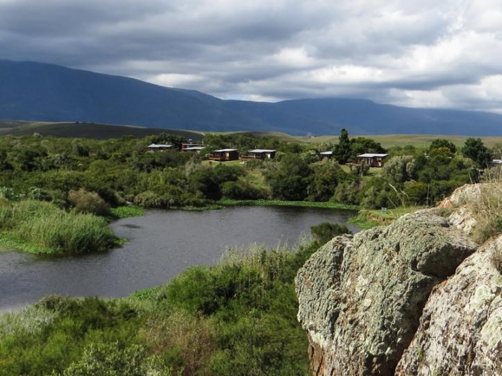 The Lang Elsie Rest Camp in The Bontebok National Park