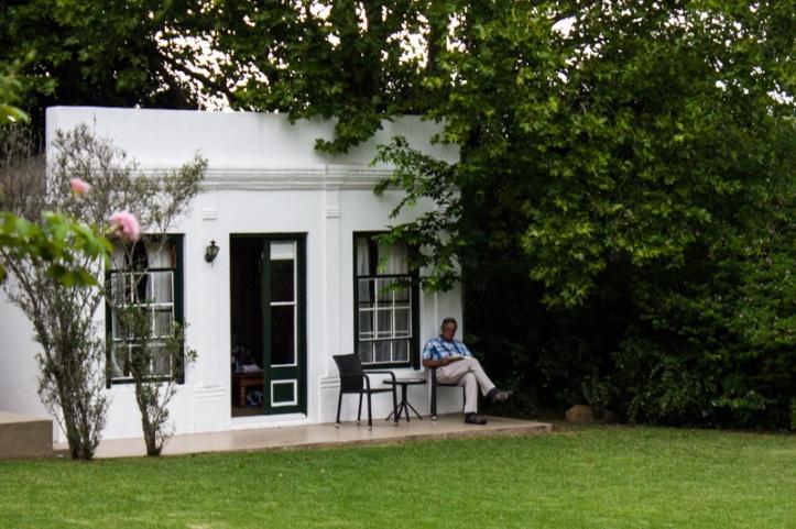 The cottage at Roosje van der Kaap