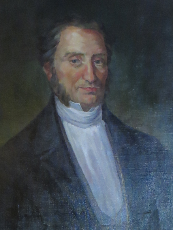 Governor Hendrik Swellengrebel (from the museum)