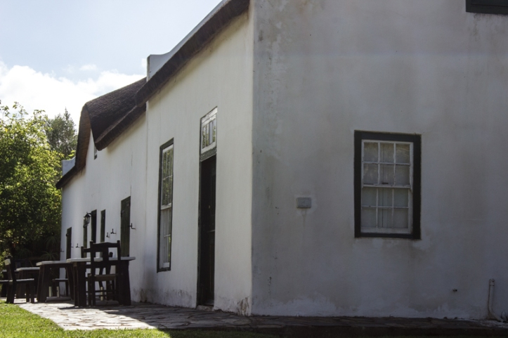 The Drostdy Restaurant, Swellendam