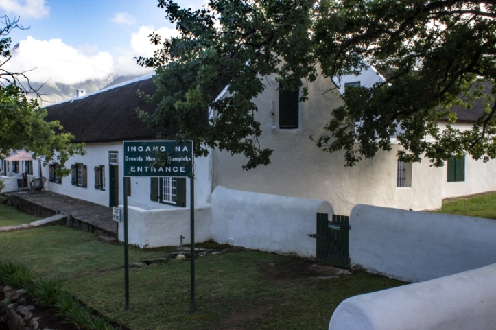 The Old Goal, Swellendam