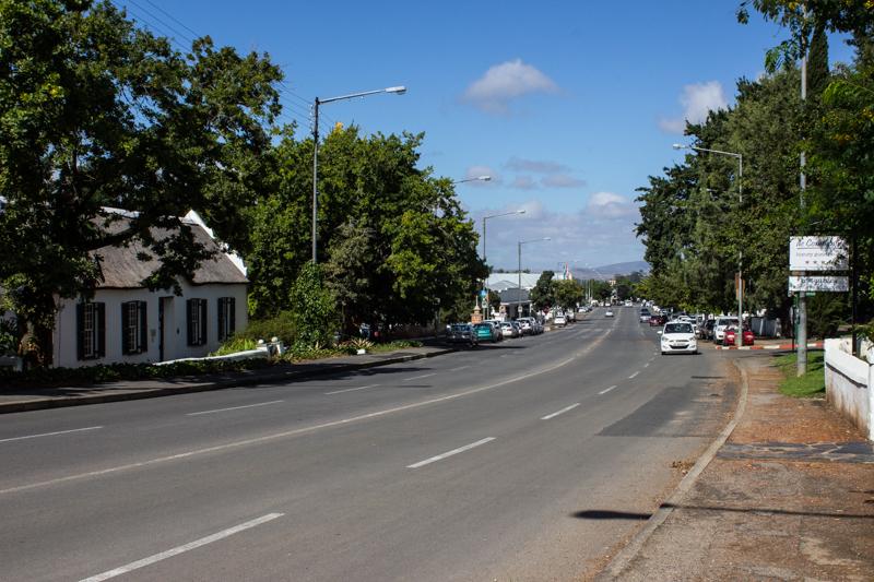 Voortrek Street, Swellendam
