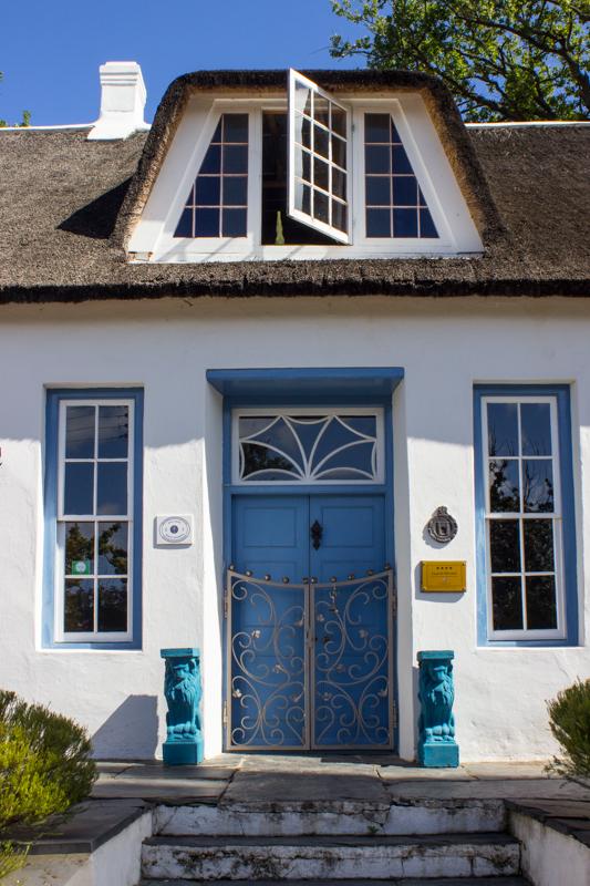 The Cottage, 1832, Voortrek Street, Swellendam