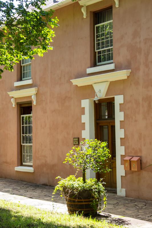 The Barry House, Swellendam