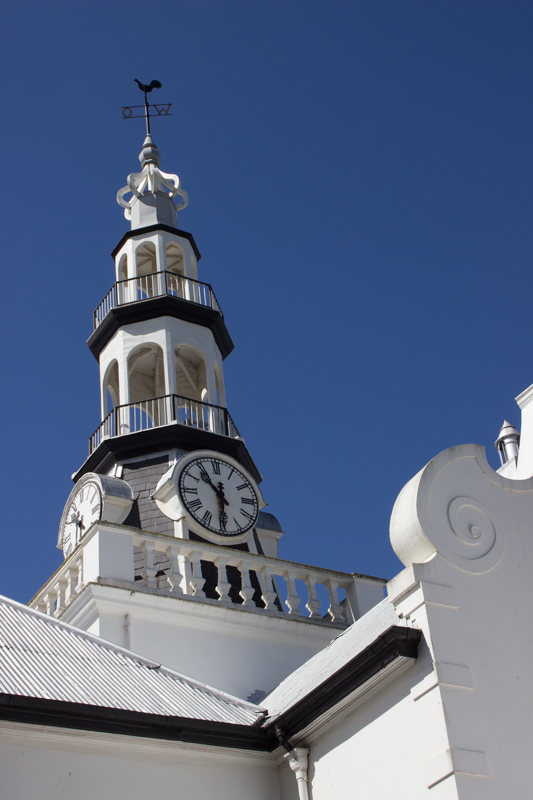 The Dutch Reformed Church on Voortrek Street