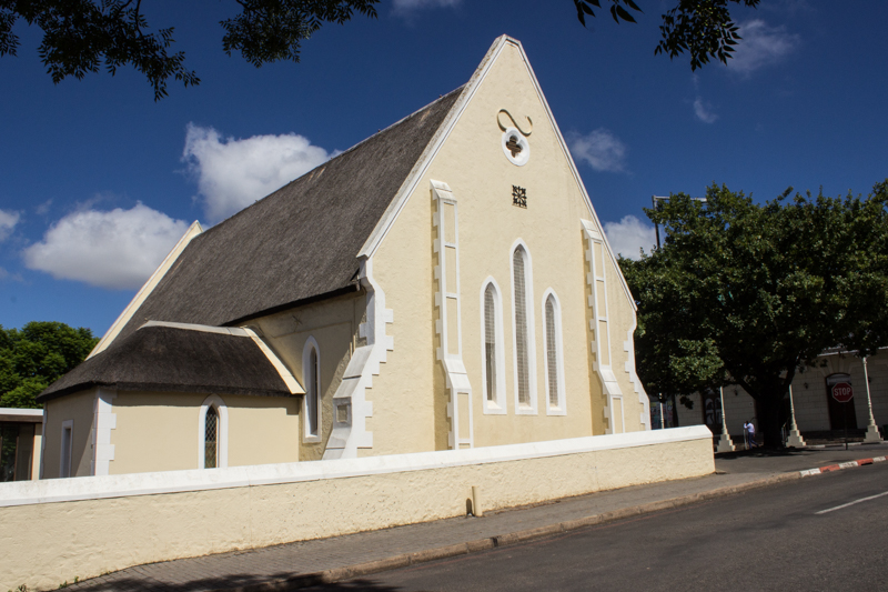 The Old Apostolic Church, Swellendam