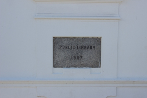 The old public library